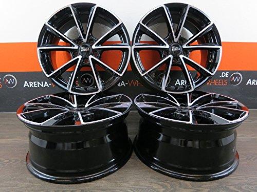 Seat Alhambra 7m Altea Toledo 5P Leon Cupra 1P 5F 18pulgadas Llantas nuevo mam A5