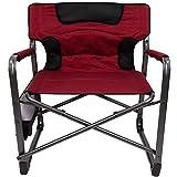 OZARK Trail XXL Director Chair Red