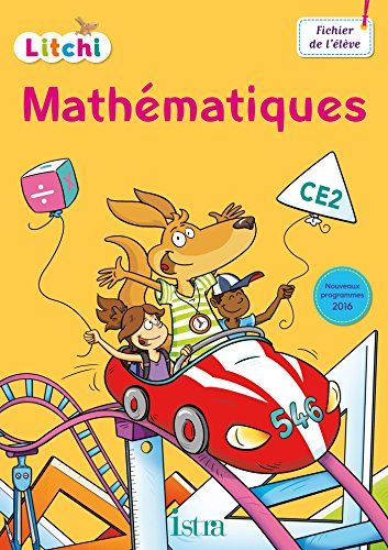 Litchi Mathématiques CE2