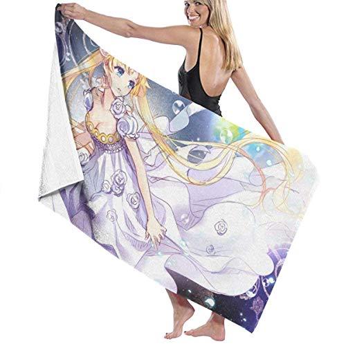 Zjipeung Toalla de baño de secado rápido, toalla de baño elegante para hombres y mujeres de natación Yoga Bikini Deportes Viajes Camping Baños Toallas