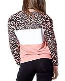 Zoom IMG-1 fila leah aop sweater leol