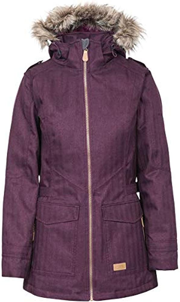 Giacca Donna Trespass Abigail Padded