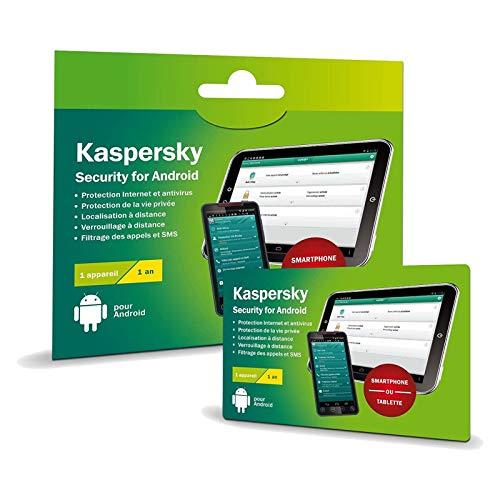 KASPERSKY - KASPERSKY Internet Security for Android 1USER 1Y French Edit FR