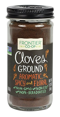 Frontier Natural Products Cloves, Ground, 1.36-Ounce