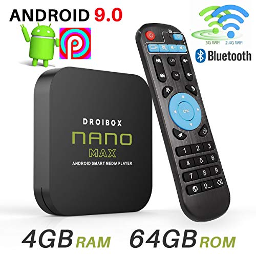 Justop N5 Android TV Box Android 6.0 OS Marshmallow Amlogic S905X chip 1G/8G WiFi Support 4K 10-bit 60 fps H.265 video LAN Miracast TV stick media player