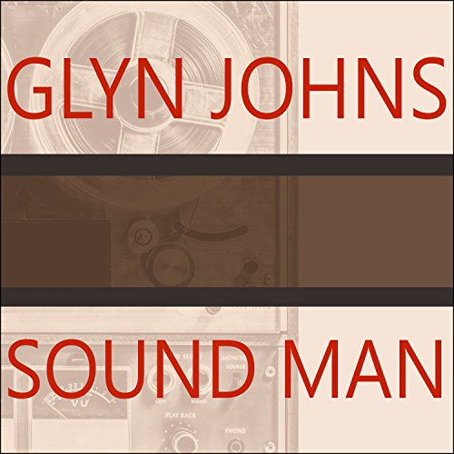 Sound Man audiobook cover art