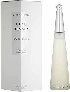 L'eau De Issey By Issey Miyake For Women Eau De Toilette Spray 3.3 Oz/ 100 ml