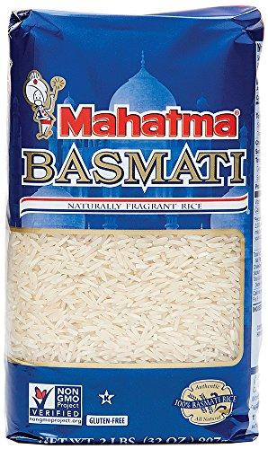 Mahatma Basmati Rice, 2 lb.