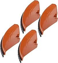 FLAMEER 4 Packs Strimmer Guard Vervanging voor Stihl FS44, FS55 (PRE 2014), FS62, FS65-4, FS74, FS75, FS76, FS80, FS81, FS...