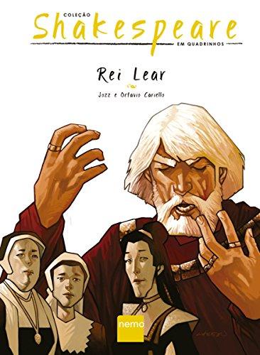 Rei Lear (Portuguese Edition)