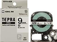 キングジム PROテープカートリッジ・白ラベル SS9K 00020168 【まとめ買い3個セット】