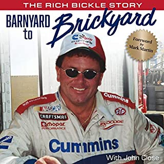 Barnyard to Brickyard: The Rich Bickle Story cover art
