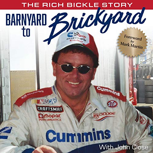 Barnyard to Brickyard: The Rich Bickle Story audiobook cover art