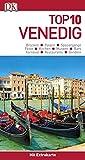 Top 10 Reiseführer Venedig: mit Extra-Karte und kulinarischem Sprachführer zum Herausneh