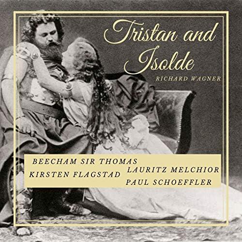 Paul Schoeffler, Kirsten Flagstad, Lauritz Melchior & Beecham, Sir Thomas