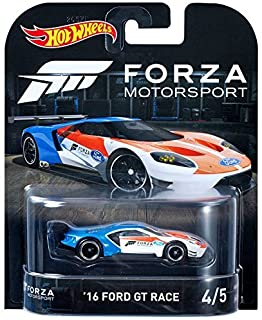 Hot Wheels 16 Ford GT LM Vehicle