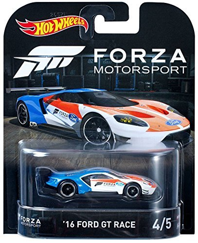 Mattel Hot Wheels 16 Ford GT LM Vehicle