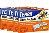 Terro PreFilled Liquid Ant Killer II Baits, 4-Packs of 6 Baits Each