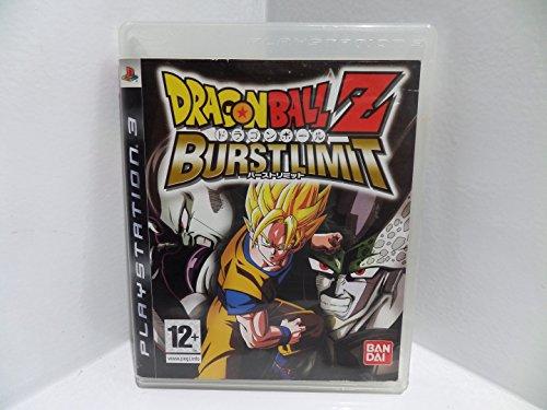 Dragon Ball Z: Burst Limit (PS3) [Importación inglesa]