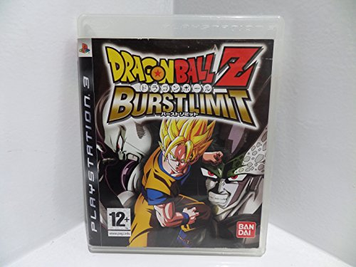 Dragon Ball Z: Burst Limit (PS3) [Edizione: Regno Unito]