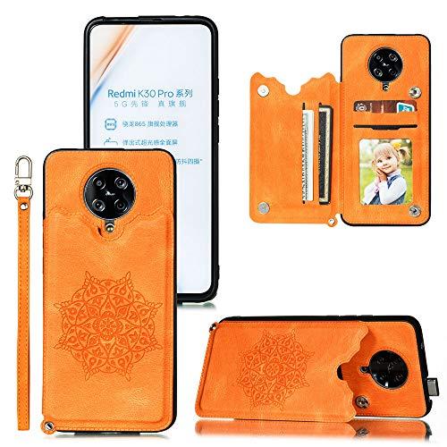 HUAYIJIE xllmtl Funda para Xiaomi Redmi K30 Pro Funda Carcasa Case Cover 4