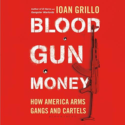 Blood Gun Money cover art