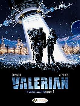 Valerian  The Complete Collection  Valerian & Laureline  Volume 3