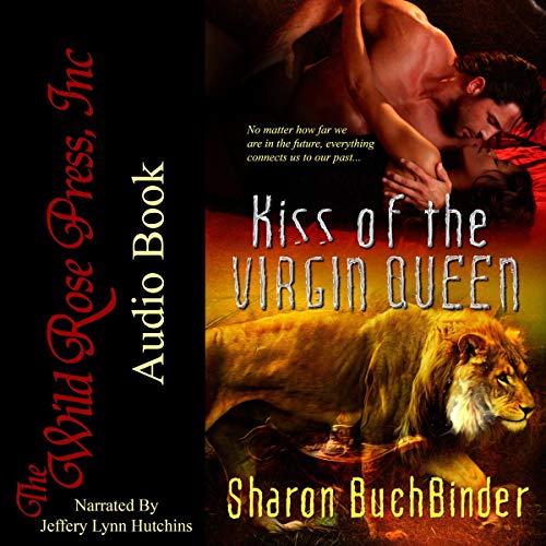 Kiss of the Virgin Queen audiobook cover art