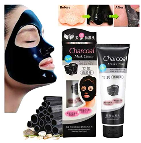 FASTECK Activated Charcoal Peel Off Face Mask (130G)