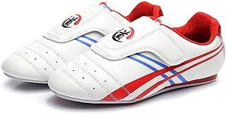 Willsky Zapatos De Artes Marciales, Zapatillas De Deporte De Taekwondo Zapatos Niños Kung-Fu Tai-Chi Zapatos Unisex Antideslizante Transpirable,40