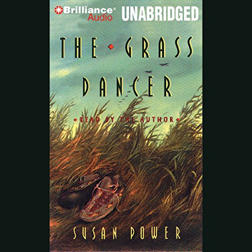 The Grass Dancer audiobook cover art
