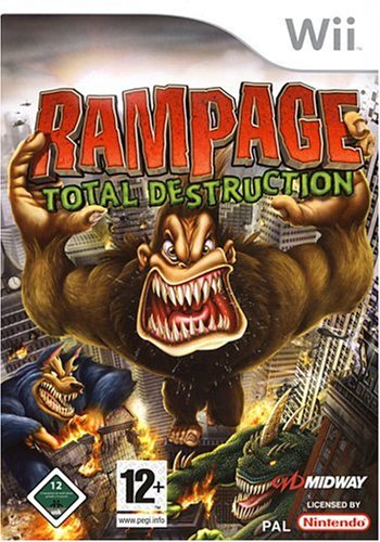 Rampage: Total Destruction [Edizione : Germania]