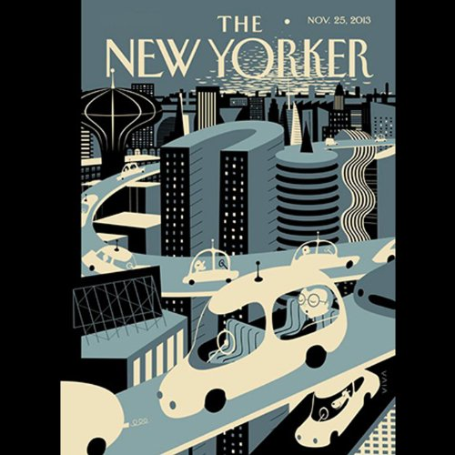 The New Yorker, November 25th 2013 (Burkhard Bilger, Lauren Collins, Laura Secor) cover art