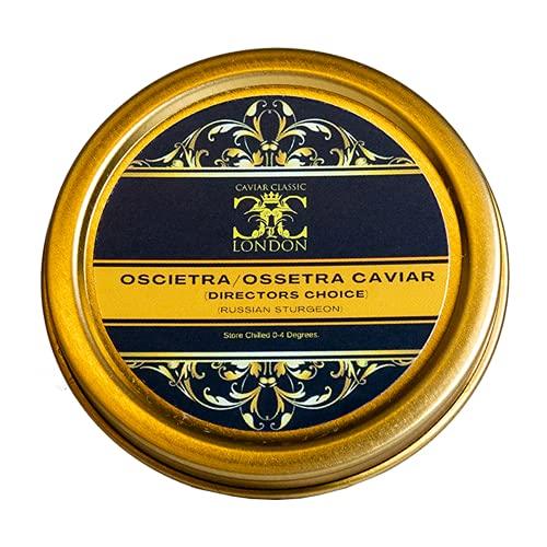 (Directors Choice) Asetra /Oscietra Caviar (30g). Free 1-2 Day del as...
