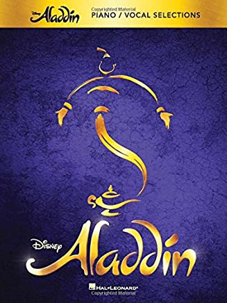 Aladdin: Broadway Musical: Piano/Vocal Selections