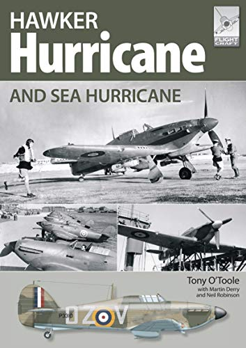 Hawker Hurricane and Sea Hurricane (FlightCraft Book 3) (English Edition)