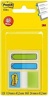 Post-it 70006854692/marque-Page Post-It en blister