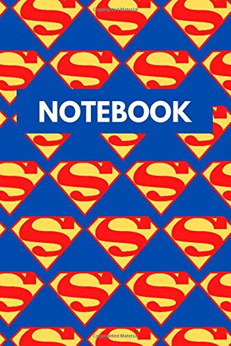 Notebook: Superman Superhero Movie Notebook Journal (Pop Culture, Band 143)