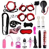 Pangyan990 24-PCS Nylon Bundled Toolkit Sex-Y Spielzeug Nylon Bundle Set, Erwachsene, Paare,...