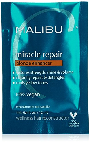 Malibu C Miracle Repair Wellness Reconstructor, 0.4 Fl Oz