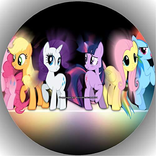 Premium Esspapier Tortenaufleger My Little Pony T3