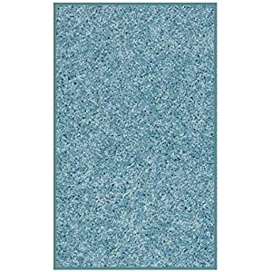Soft Aqua Blue/Green – 9'x12′ Custom Carpet Area Rug