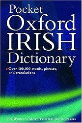 Oxford Pocket Irish Dictionary (English and Irish Edition): Breandán Ó Croinin