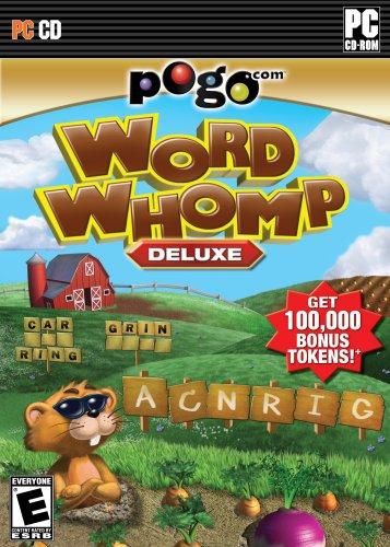 Word Whomp Deluxe - PC