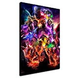Avengers Posters, High-Definition Canvas...