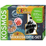 Kosmos 636715 - Experimentierkasten, Das Geolino Mikrospkopie-Set