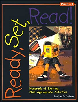 Ready, Set, Read! 1884548288 Book Cover