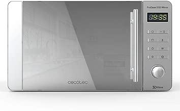 Cecotec ProClean 5120 - Microondas con grill, capacidad 20 L