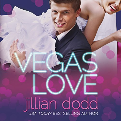 Vegas Love audiobook cover art