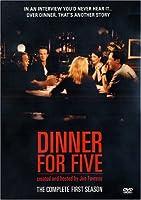 Dinner for Five: Season 1 [DVD]